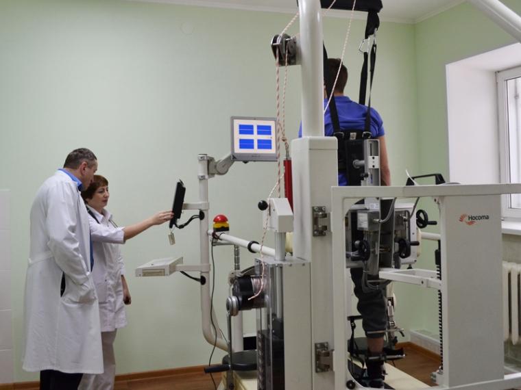 Бурденко реабилитация после инсульта